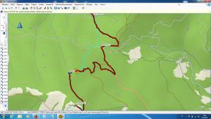 track Smrekovec direkt - turno